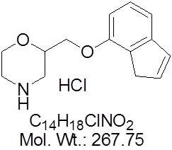 Indeloxazine