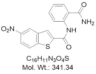 Gtfs inhibitor #G43 | Glixxlabs com High Quality Supplier