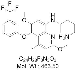 Tafenoquine [106635-80-7] glixxlabs com High quality biochemicals